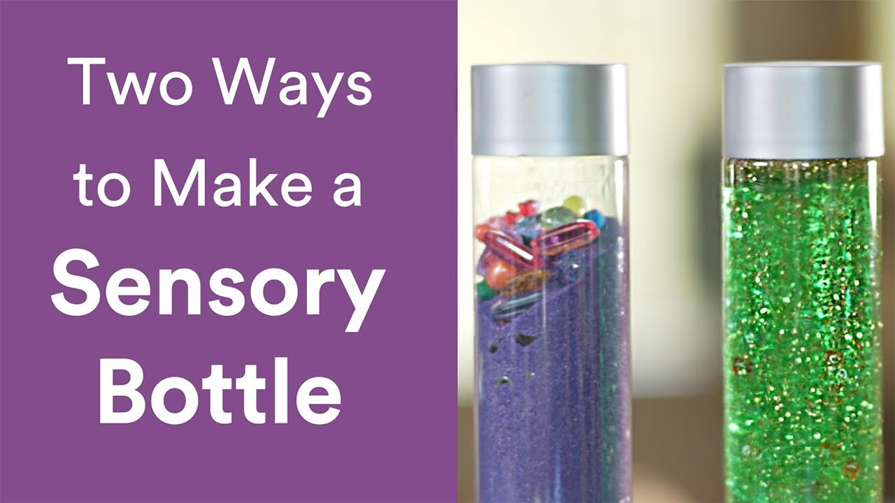 Best ideas about DIY Sensory Bottles . Save or Pin Sensory Bottles for Kids A DIY Now.