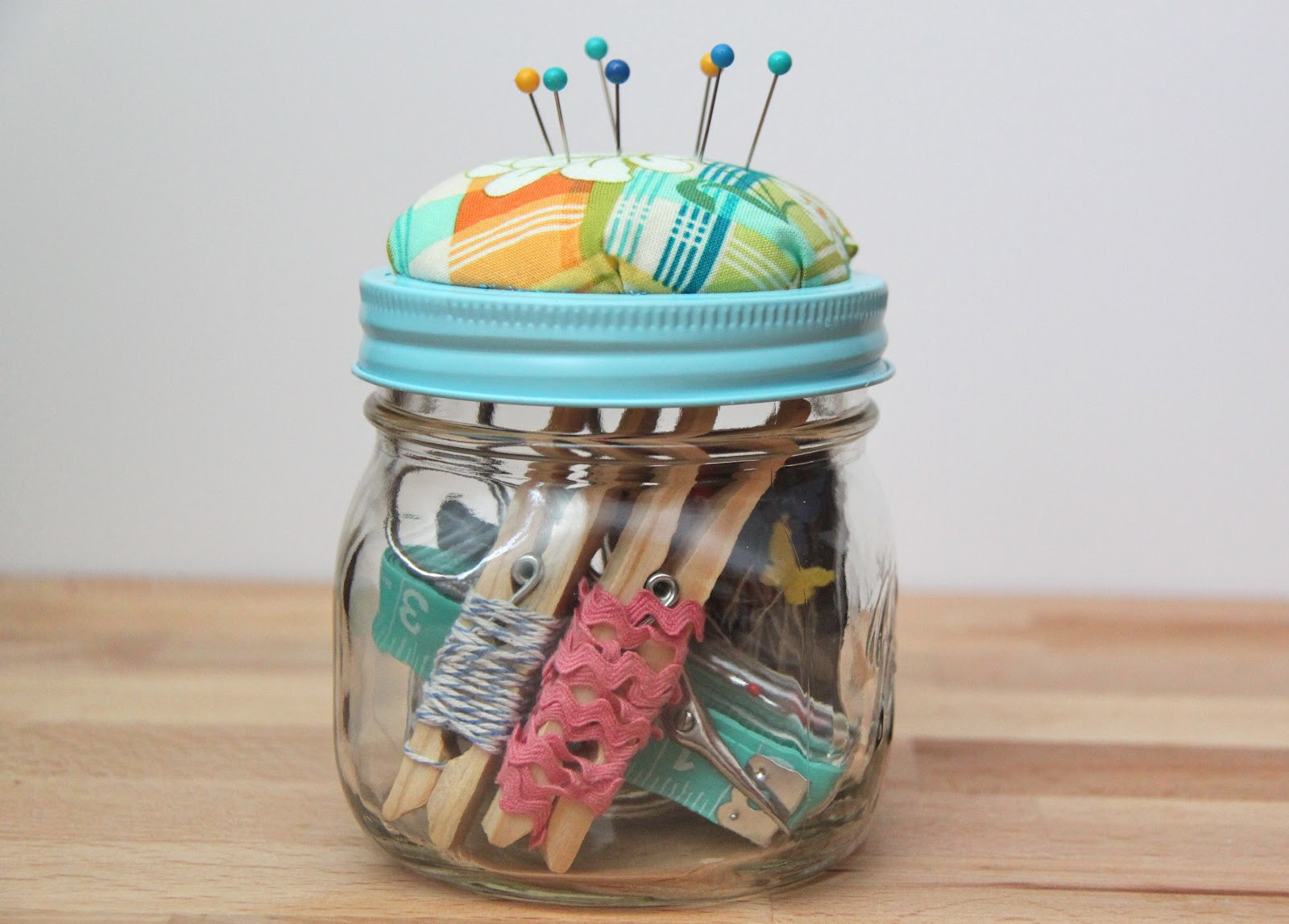 Best ideas about DIY Sewing Kit . Save or Pin DIY Beginner Sewing Kit Gift Idea TUTORIAL Smashed Peas Now.