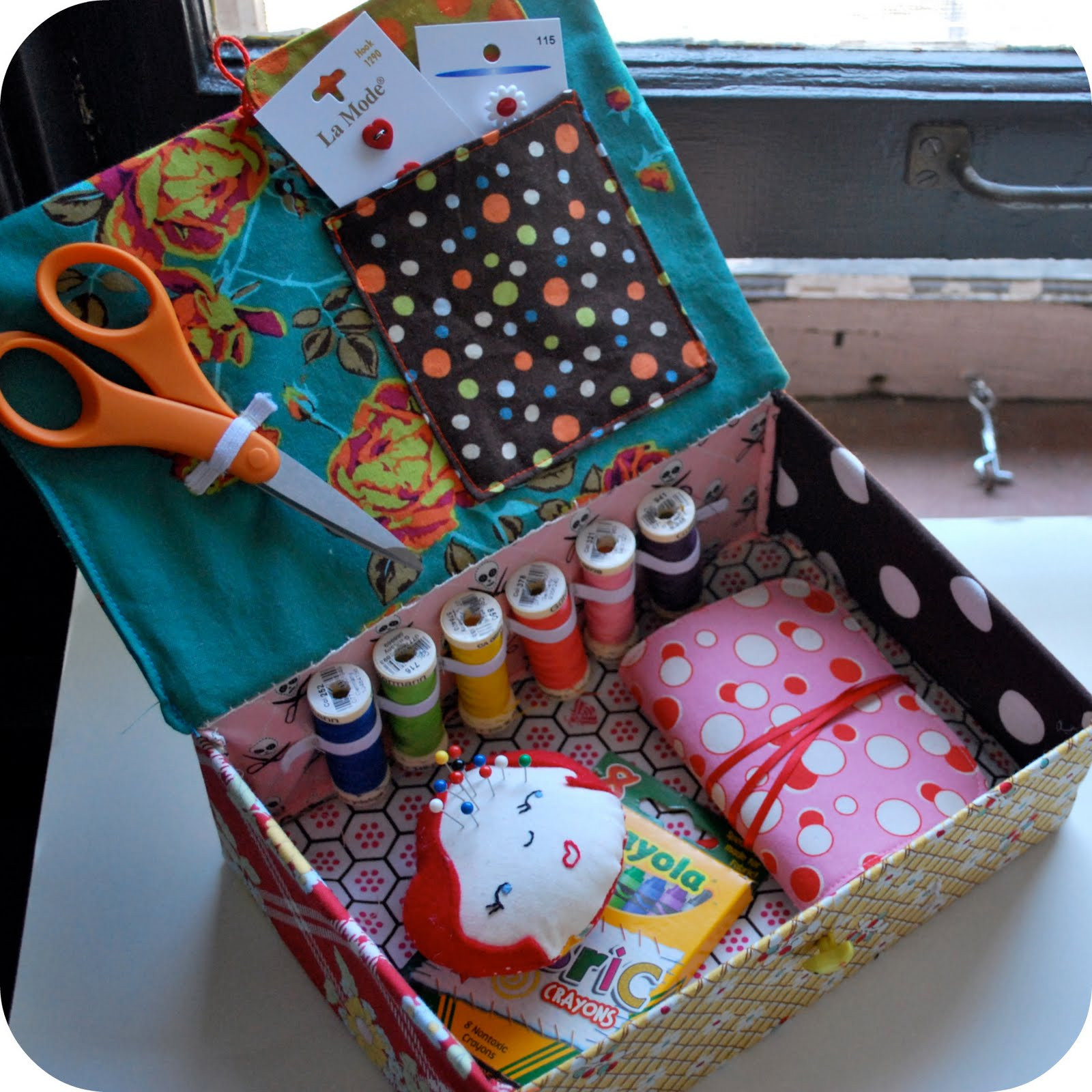 Best ideas about DIY Sewing Kit . Save or Pin DIY Craft List June 2010 Now.