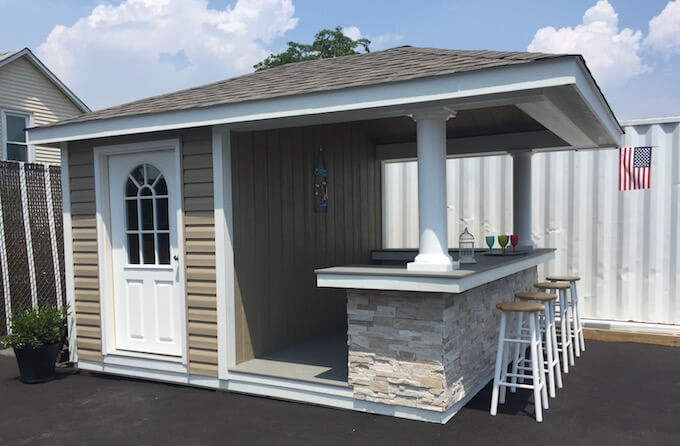Best ideas about DIY Shed Cost Calculator . Save or Pin 2019 Barn Shed Playhouse Repair Cost Now.