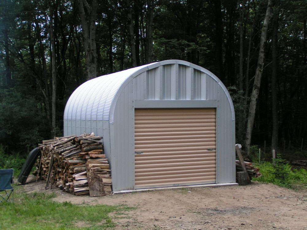 Best ideas about DIY Shed Cost Calculator . Save or Pin Metal Garage Prices What Should a Prefab Steel Garage Cost Now.