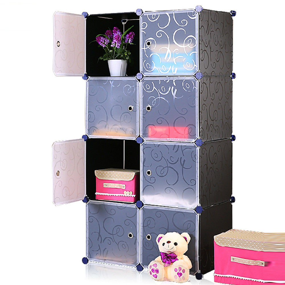 Best ideas about DIY Shelf Organizer . Save or Pin Unicoo Multi Use DIY 8 Cube Organizer Bookcase Storage Now.