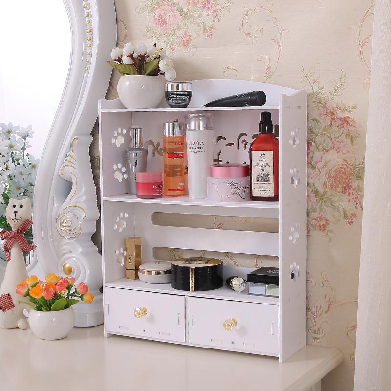 Best ideas about DIY Shelf Organizer . Save or Pin DIY Korea drawer cosmetics storage box makeup organizer Now.
