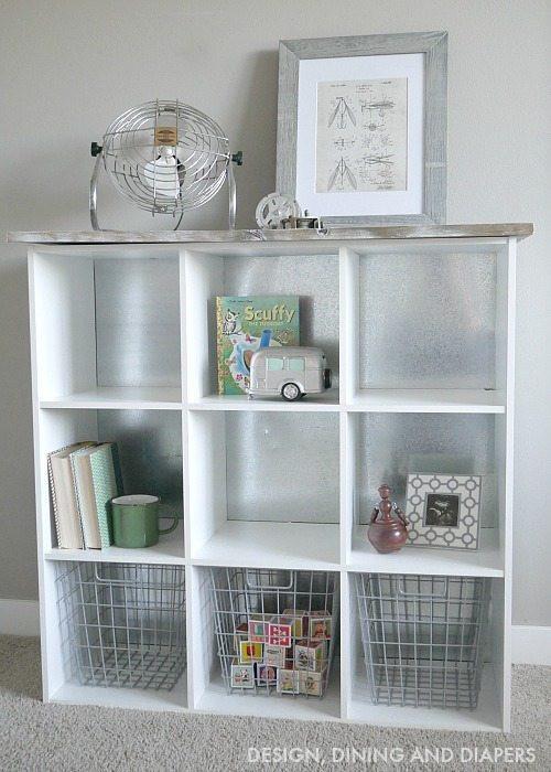 Best ideas about DIY Shelf Organizer . Save or Pin DIY Cube Storage Makeover Taryn Whiteaker Now.