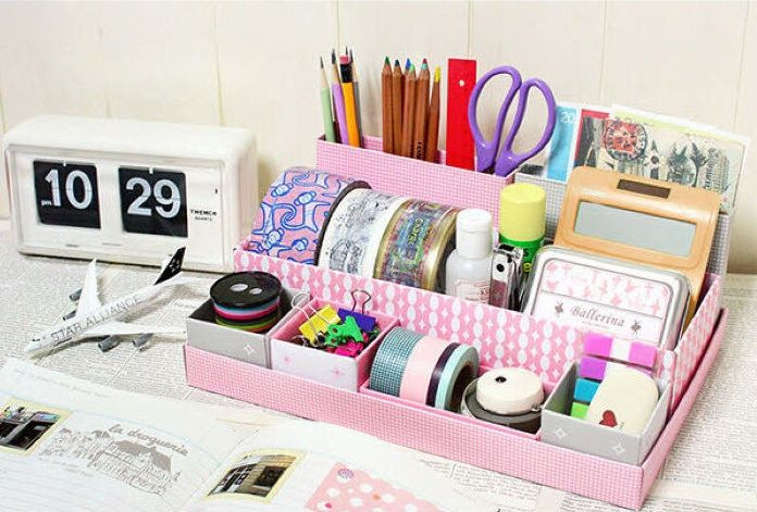 Best ideas about DIY Shoe Box Desk Organizer . Save or Pin Best 25 Shoe box organizer ideas on Pinterest Now.
