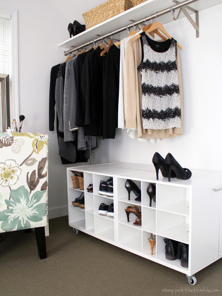 Best ideas about DIY Shoe Organizer For Closet . Save or Pin Shoe Trolley DIY Shoe Organizer Now.