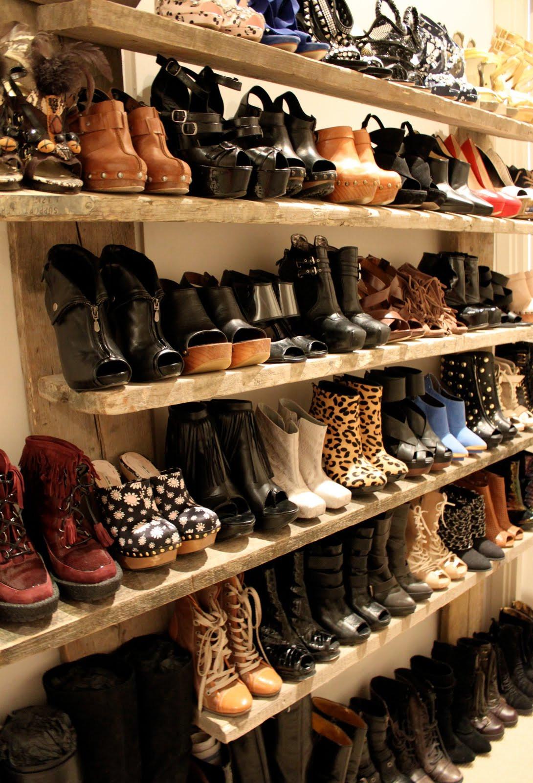 Best ideas about DIY Shoe Shelf . Save or Pin DIY Shoe Shelf so Many Amazing Pairs Now.