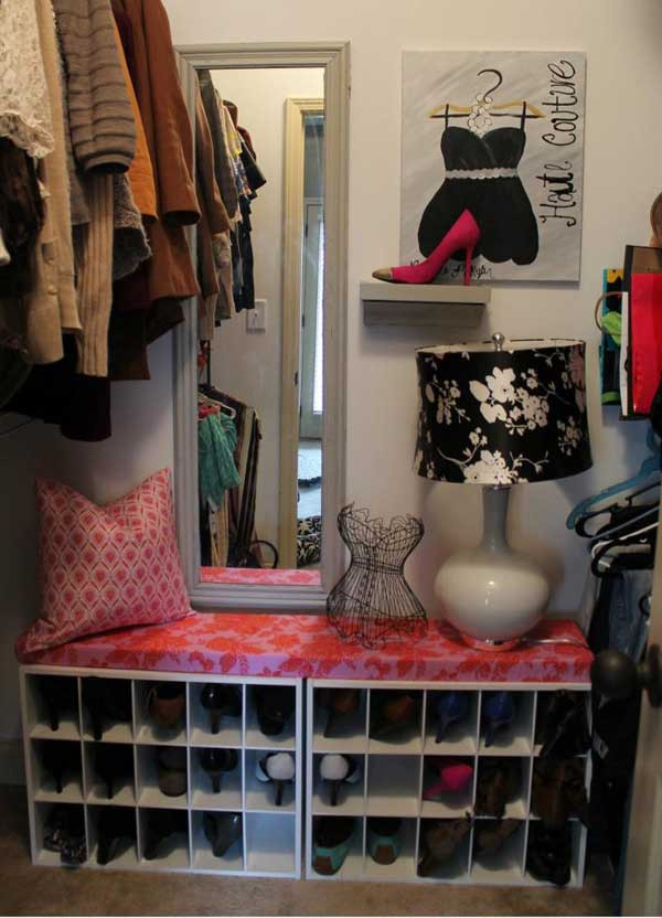 Best ideas about DIY Shoe Shelf . Save or Pin 28 Clever DIY Shoes Storage Ideas That Will Save Your Time Now.