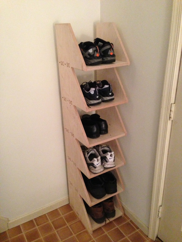 Best ideas about DIY Shoe Storage . Save or Pin DIY shoe storage NEED FOR PURSE STORAGE Now.