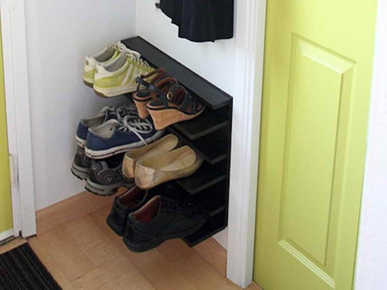 Best ideas about DIY Shoes Storage Ideas . Save or Pin 55 Entryway Shoe Storage Ideas Now.
