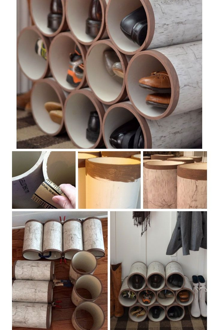 Best ideas about DIY Shoes Storage Ideas . Save or Pin 22 DIY Shoe Storage Ideas for Small Spaces Now.