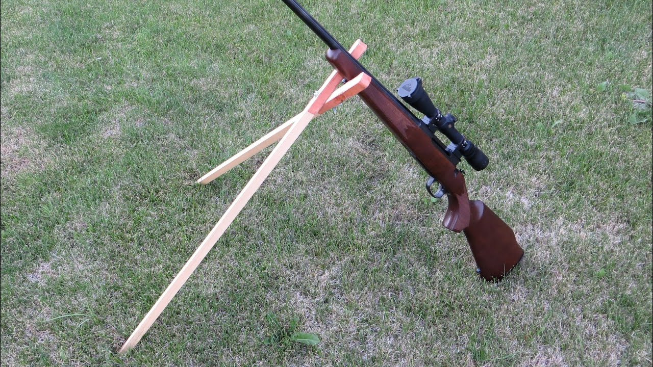 Best ideas about DIY Shooting Sticks . Save or Pin DIY Shooting Sticks Now.