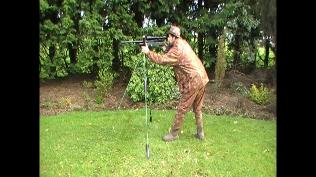 Best ideas about DIY Shooting Sticks . Save or Pin How To Make A Set Shooting Sticks 2010 Now.