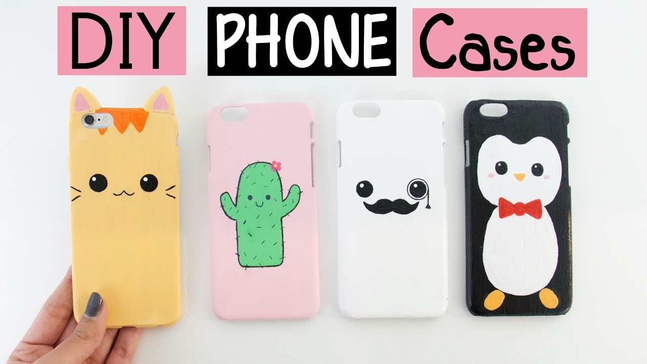 Best ideas about DIY Silicone Phone Case . Save or Pin How to DIY A Silicone Phone Case by Yourself Now.