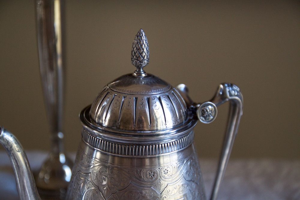 Best ideas about DIY Silver Polish . Save or Pin Domestic Science How to Polish and Clean Silver Remodelista Now.