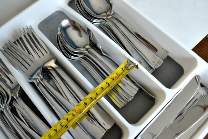 Best ideas about DIY Silverware Drawer Organizer . Save or Pin $10 to Organized DIY Silverware Drawer Organizer • Ugly Now.