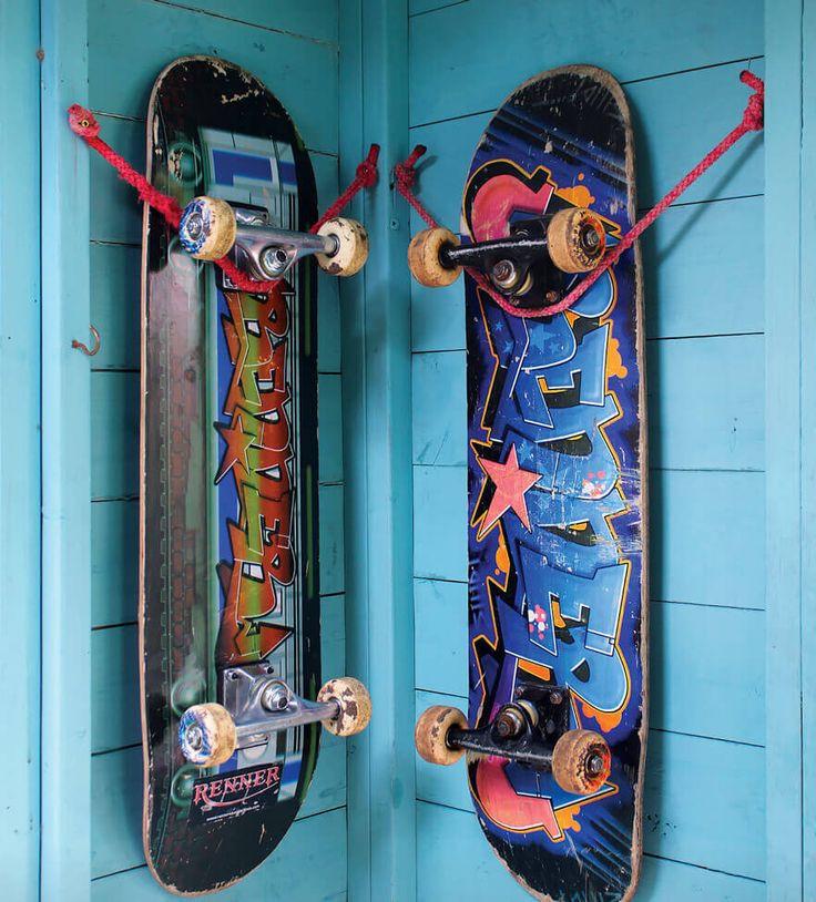 Best ideas about DIY Skateboard Wall Mount . Save or Pin 1000 ideas about Skateboard Decor on Pinterest Now.