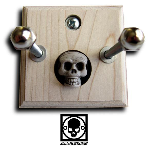 Best ideas about DIY Skateboard Wall Mount . Save or Pin Premium Wood Skateboard Wall Hanger Display Mount Now.