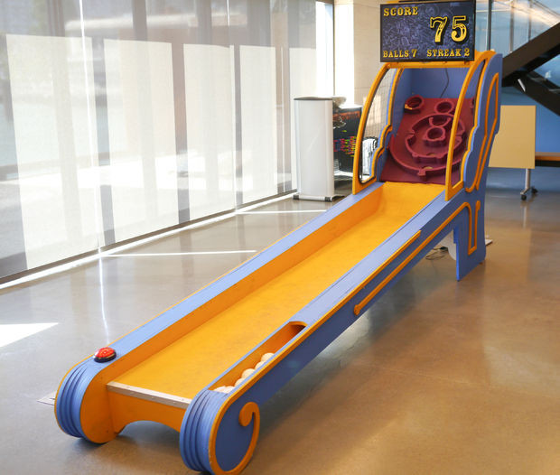 Best ideas about DIY Skee Ball . Save or Pin DIY Skee Ball Machine Now.