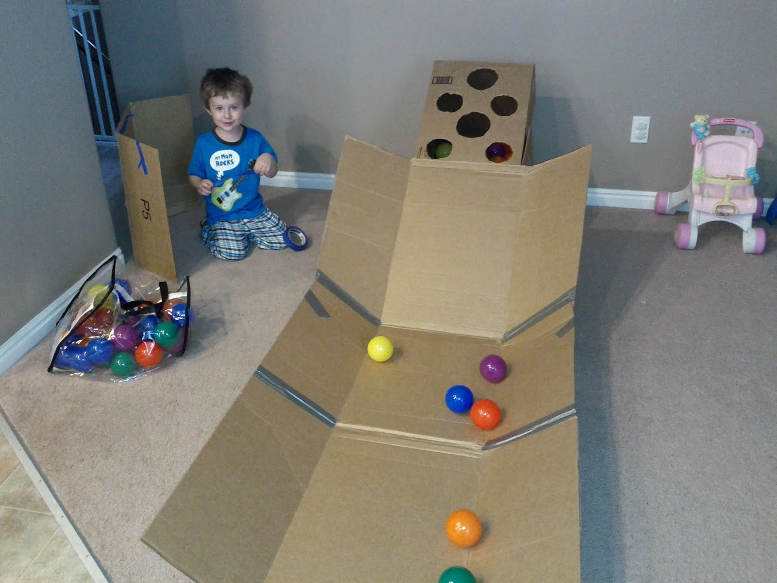 Best ideas about DIY Skee Ball . Save or Pin My Waste of Space Homemade Skee Ball Now.