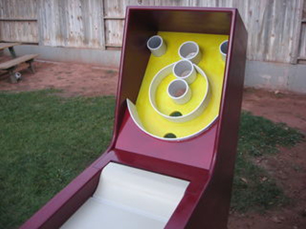 Best ideas about DIY Skee Ball . Save or Pin Outdoor DIY Summer Activities for Kids Now.