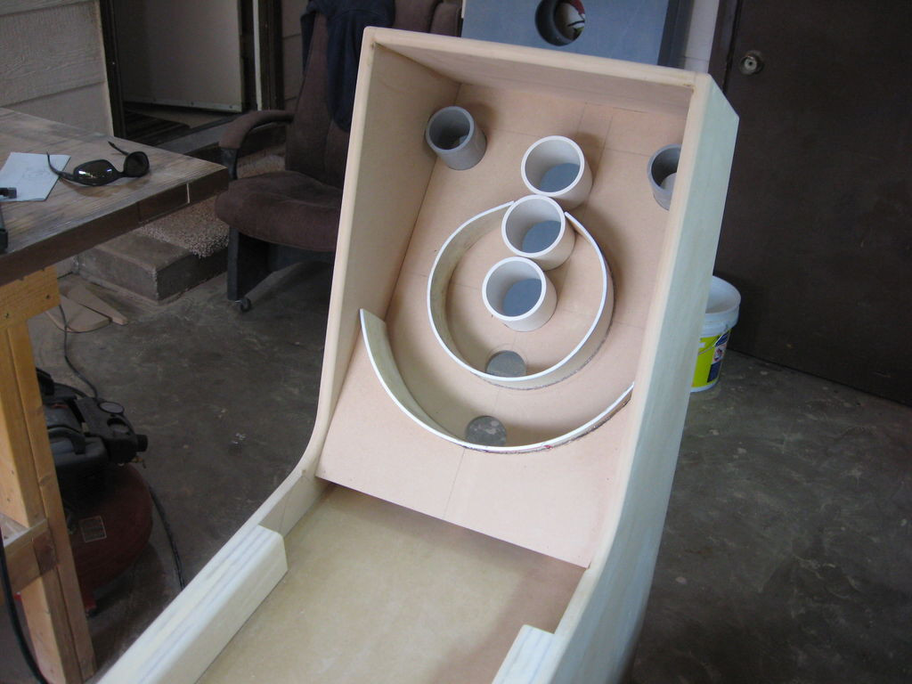 Best ideas about DIY Skee Ball . Save or Pin DIY Skeeball – Do It And How Now.