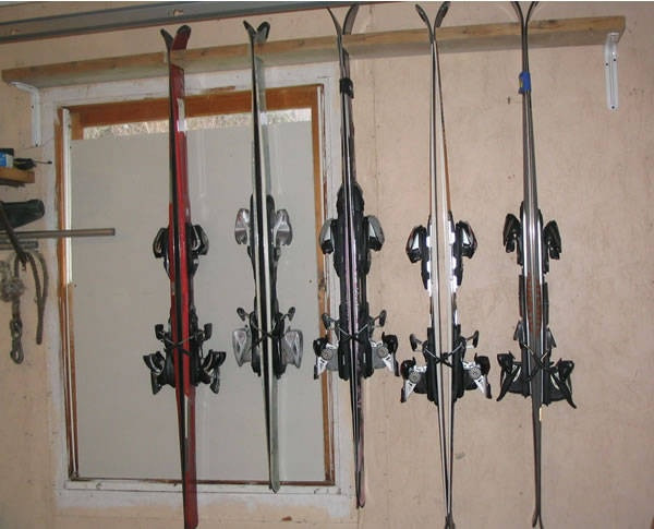 Best ideas about DIY Ski Rack . Save or Pin Places The o jays and Need to on Pinterest Now.