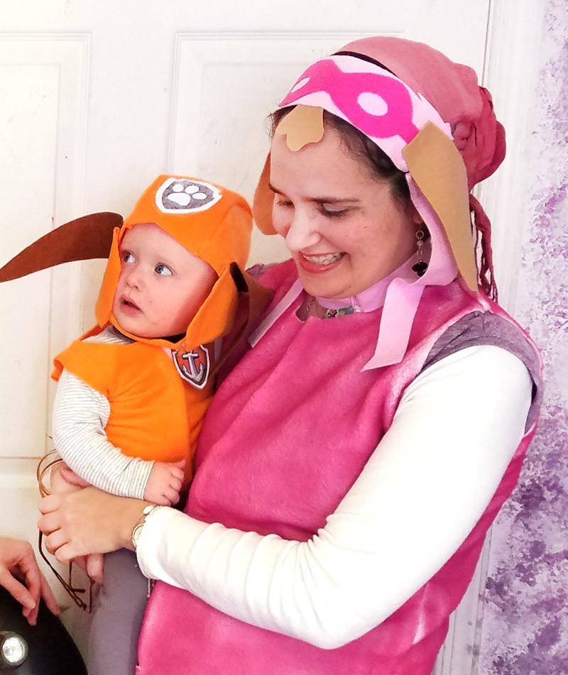 Best ideas about DIY Skye Paw Patrol Costume . Save or Pin Skye PAW Patrol Costume DIY Moms and Crafters Now.