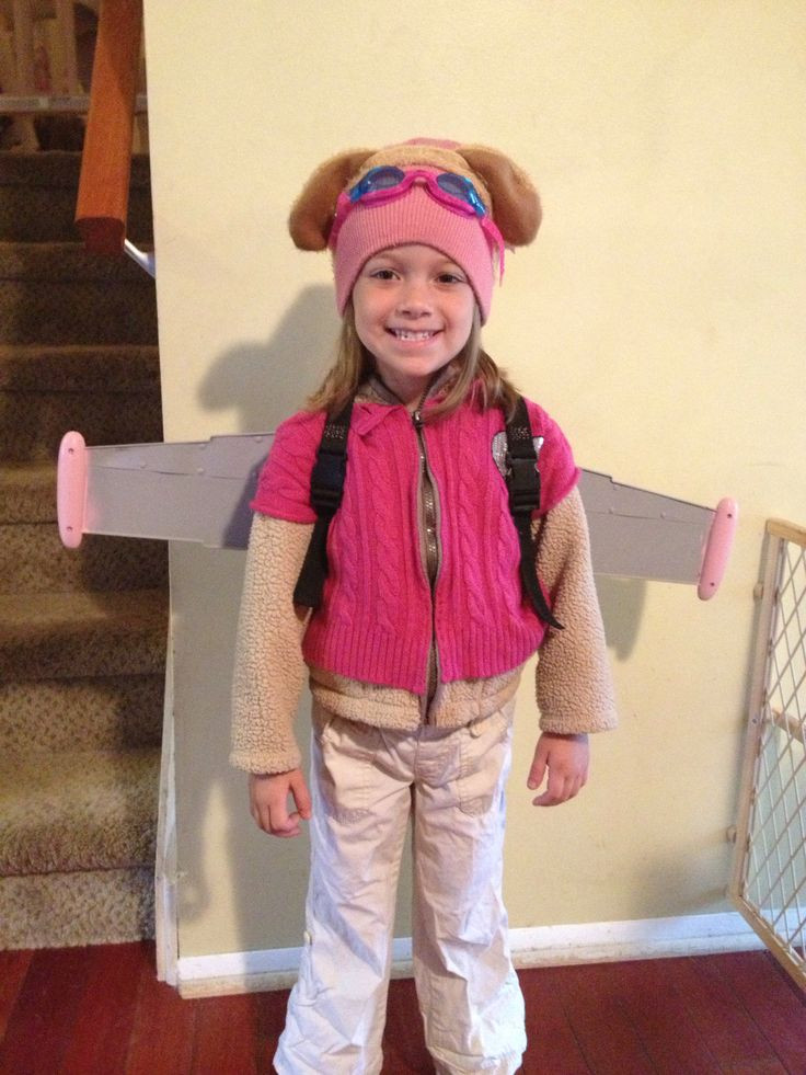 Best ideas about DIY Skye Paw Patrol Costume . Save or Pin Paw Patrol Skye costume Painted Buzz Light Year wings Now.