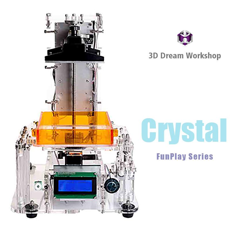 Best ideas about DIY Sla Printer . Save or Pin Taiwan Crystal Plus SLA 3D Printers DIY 3D Printer DIY Now.