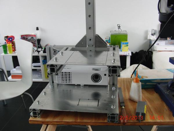 Best ideas about DIY Sla Printer . Save or Pin Open Source High Resolution 3D DLP Printer 3D Insider Now.