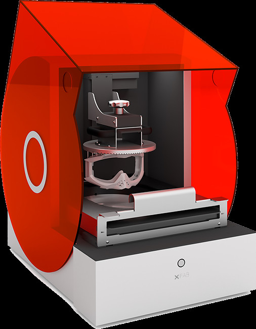 Best ideas about DIY Sla Printer . Save or Pin DIY 3D Printing XFab Laser Stereolithography 3d printer Now.