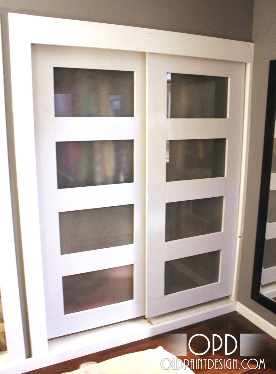 Best ideas about DIY Sliding Closet Doors . Save or Pin Ana White Now.