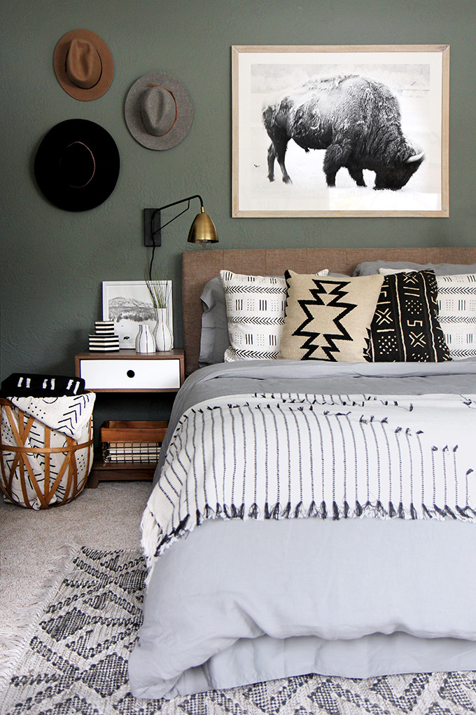 Best ideas about DIY Small Bedroom Makeover . Save or Pin I SPY DIY DESIGN Now.