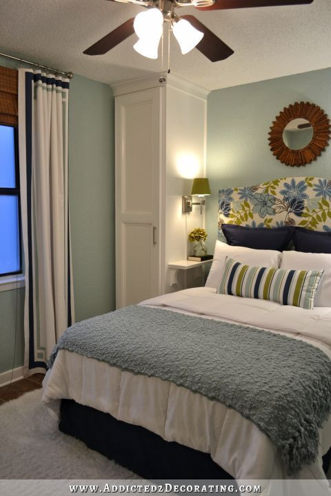 Best ideas about DIY Small Bedroom Makeover . Save or Pin Small Condo Small Bud Bedroom Makeover Before Now.