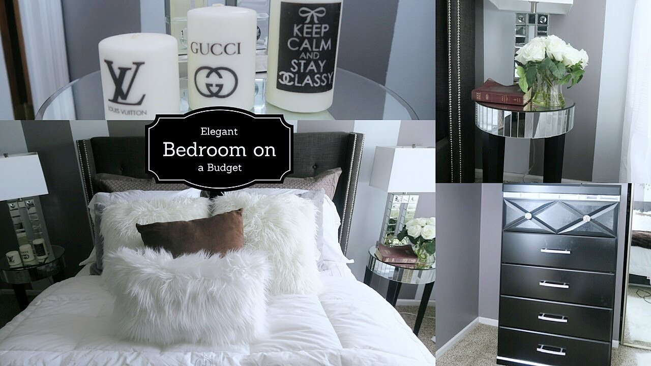 Best ideas about DIY Small Bedroom Makeover . Save or Pin Watch How I Transform My Bedroom DIY Bud Bedroom Now.
