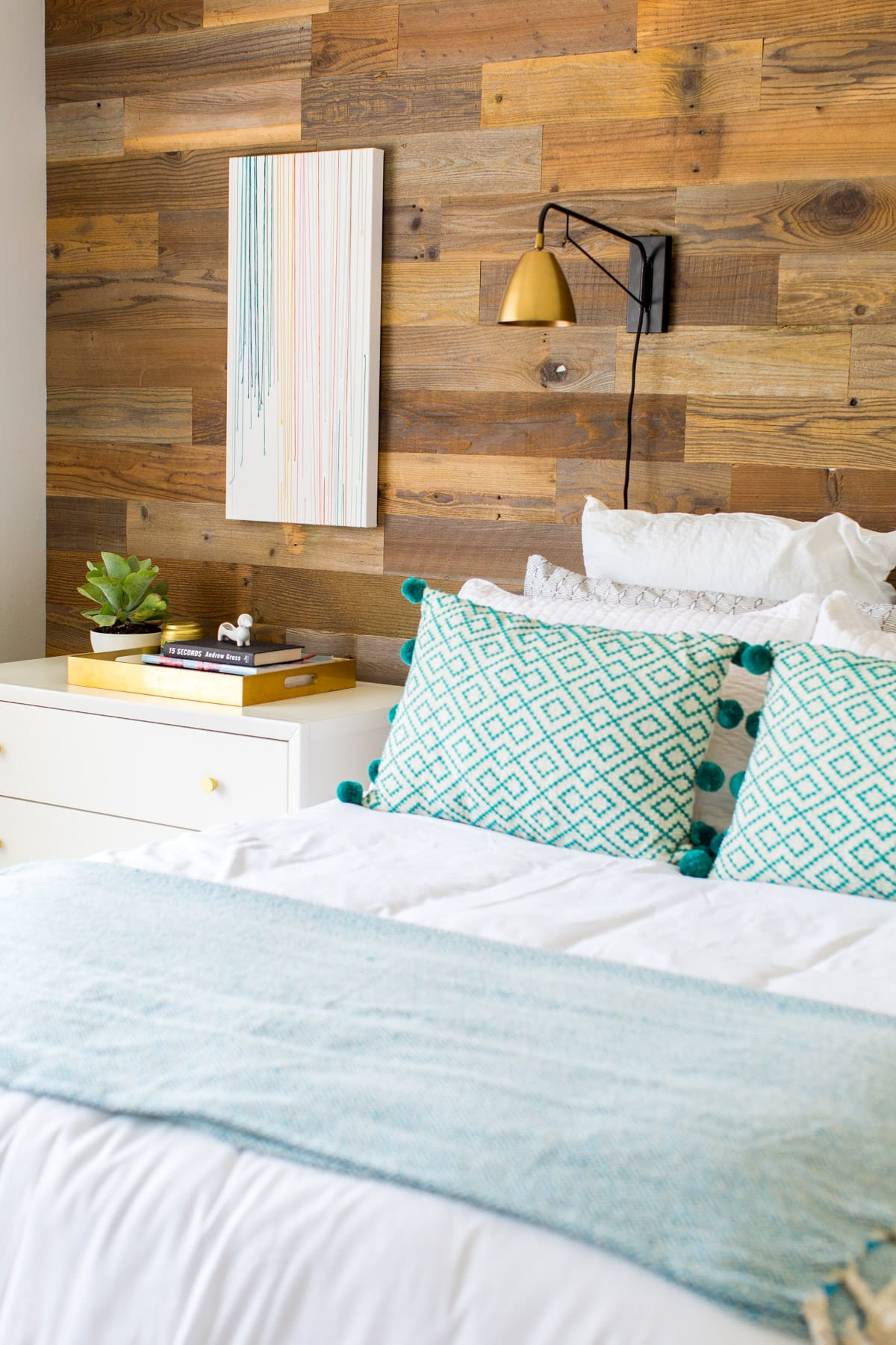 Best ideas about DIY Small Bedroom Makeover . Save or Pin A Before and After Simple Bedroom Makeover for Zach Now.