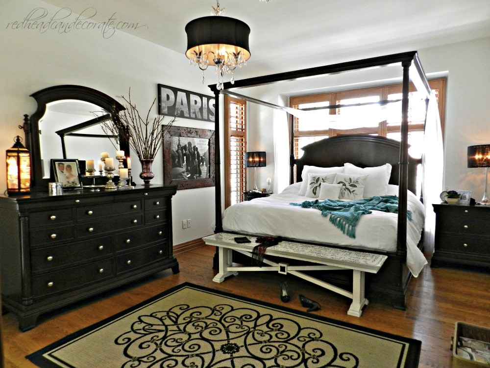Best ideas about DIY Small Bedroom Makeover . Save or Pin DIY Wood Planked Ceiling Redhead Can Decorate Now.