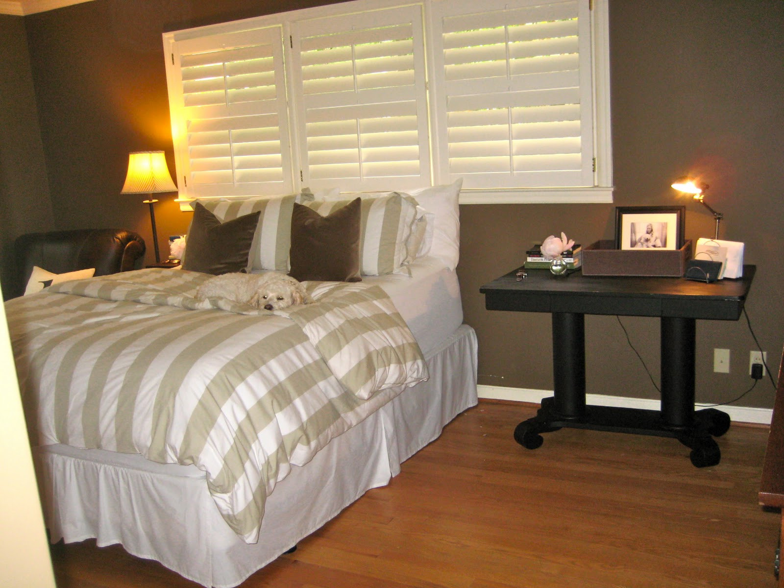 Best ideas about DIY Small Bedroom Makeover . Save or Pin Jenny Steffens Hobick Home Bedroom Makeover Now.