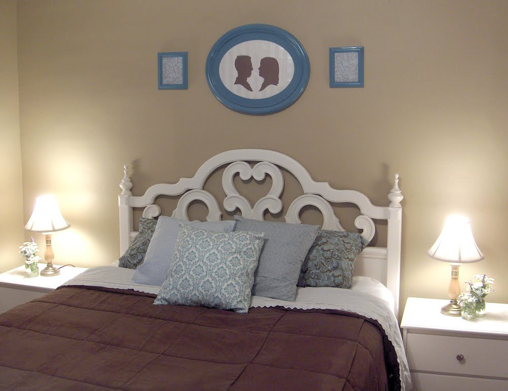 Best ideas about DIY Small Bedroom Makeover . Save or Pin Pretty Bedroom Makeover full of DIY details DIY Show f Now.