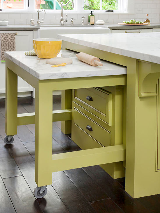 Best ideas about DIY Small Kitchen Island . Save or Pin DIY Kitchen Island Ideas & Projects Now.