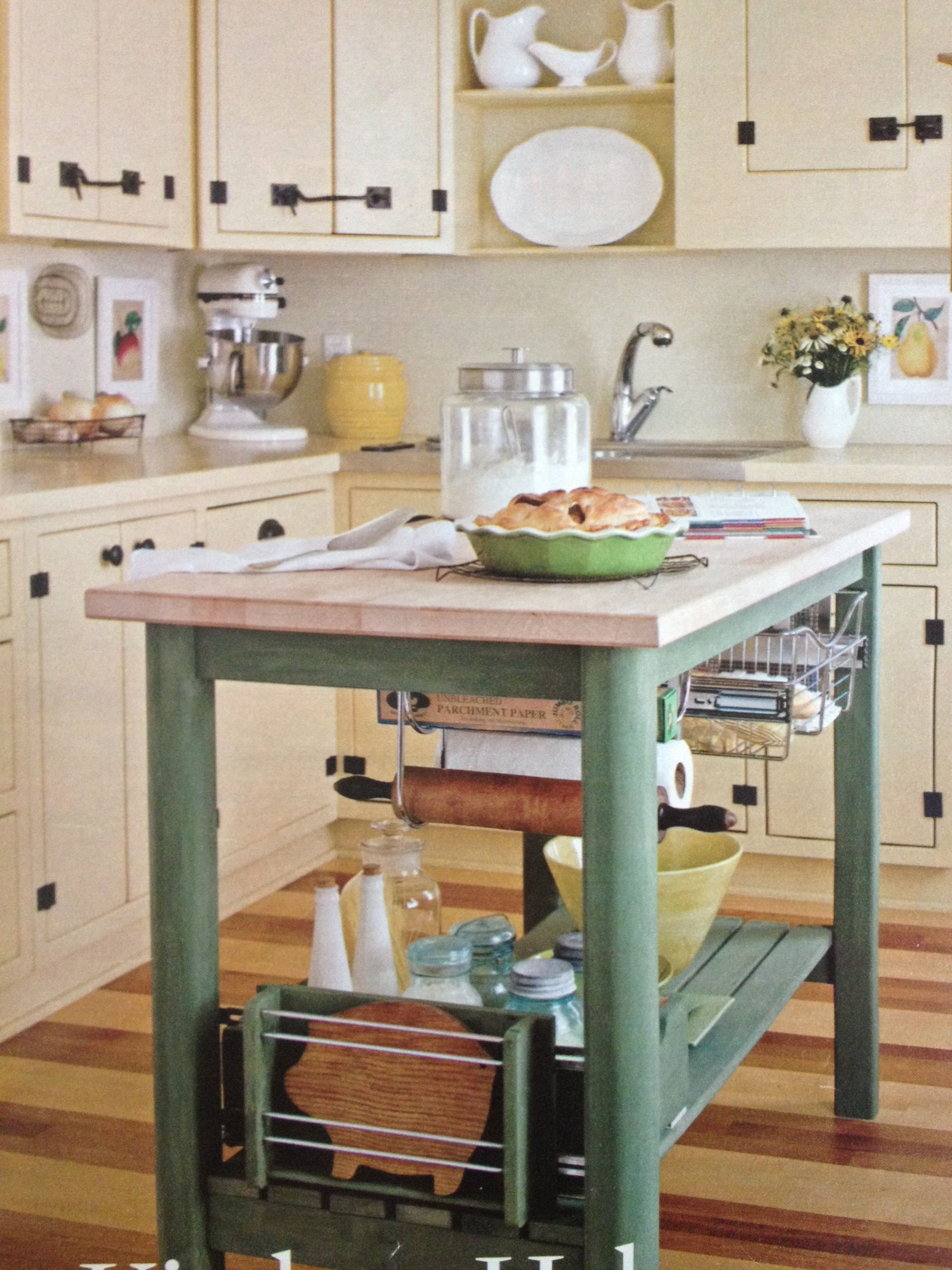 Best ideas about DIY Small Kitchen Island . Save or Pin DIY Kitchen Island Now.