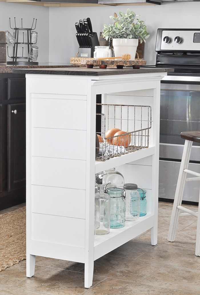 Best ideas about DIY Small Kitchen Island . Save or Pin How to Make a Kitchen Island Now.