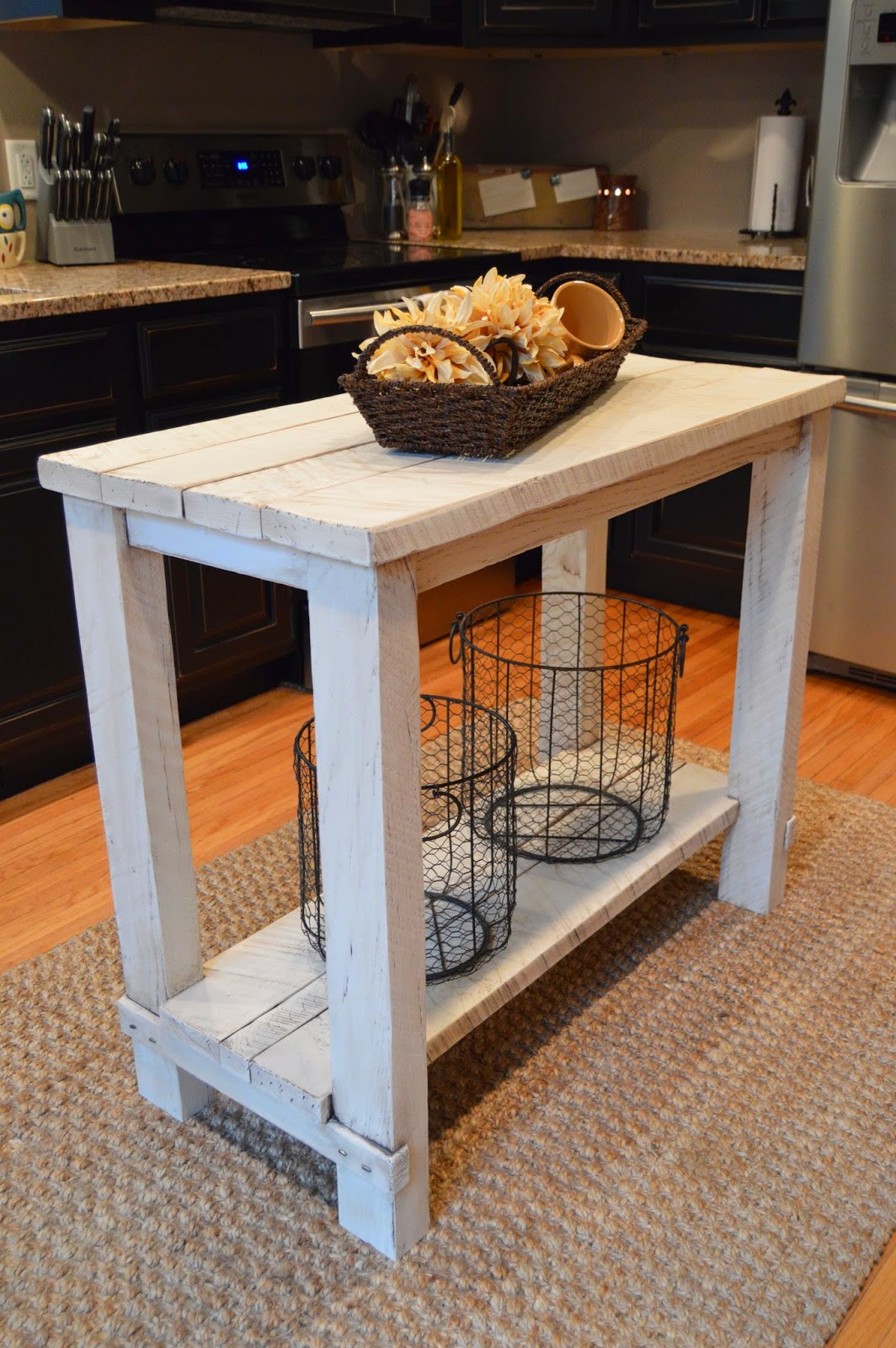 Best ideas about DIY Small Kitchen Island . Save or Pin 15 Gorgeous DIY Kitchen Islands For Every Bud Now.