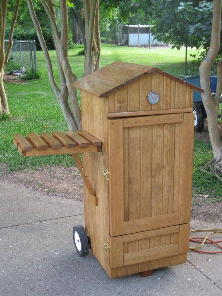 Best ideas about DIY Smokehouse Plans . Save or Pin smokehouse Google Search Recipes Now.