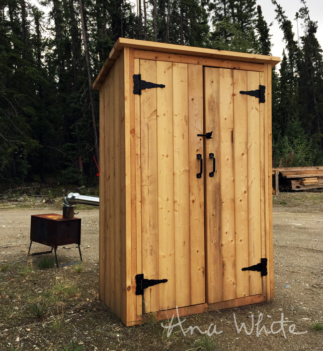 Best ideas about DIY Smokehouse Plans . Save or Pin Ana White Now.