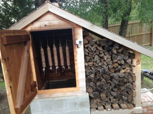 Best ideas about DIY Smokehouse Plans . Save or Pin 12 Smokehouse Plans For Better Flavoring Cooking and Now.
