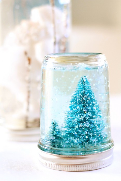 Best ideas about DIY Snow Globes . Save or Pin 40 Fun & Pretty DIY Snowglobes to Make Yourself Now.