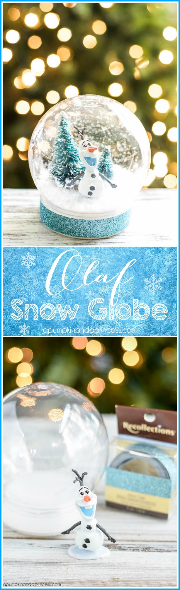 Best ideas about DIY Snow Globes . Save or Pin 10 Awesome DIY Frozen Christmas Decorations Now.