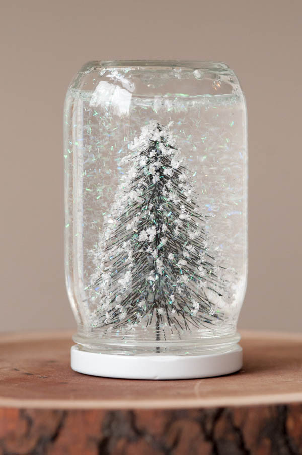 Best ideas about DIY Snow Globes . Save or Pin DIY Snow Globes The Sweetest Occasion — The Sweetest Now.